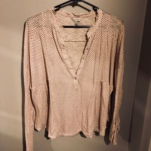 Lucky Brand Blouse - Size Large